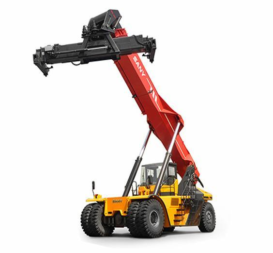 76.8 ton Reach Stacker