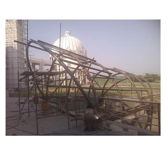Glass Glazing Structure Fabrication Service