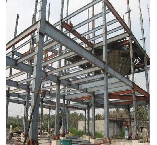 MS Structural Fabrication Work