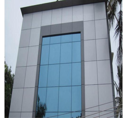 Aluminum Composite Panel Work
