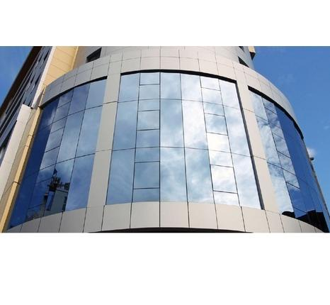 Structural Glass Glazing Work