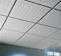 Mineral Fibre Tiles Ceiling