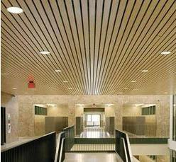 Linear False Ceiling