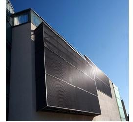 Hunter Douglas Metal Louvers