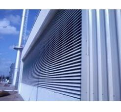 Metal Louvers