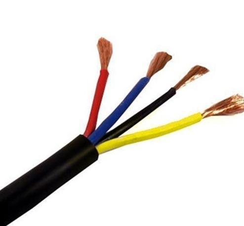 4 Core Flexible Cable