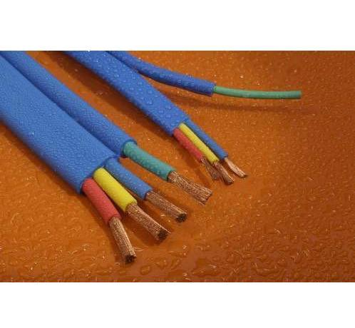 Submersible Pump Cables with Earth Core