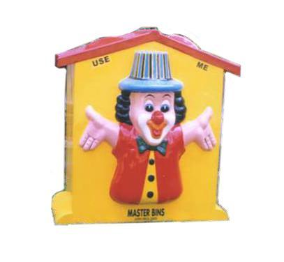 Joker House Dust Bin