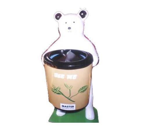 Bear Dust Bin