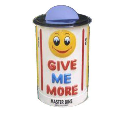 Give Mi More Dust Bin