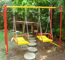 TWIN SEATER SWINGS