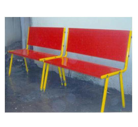 GI/FRP Plain Bench
