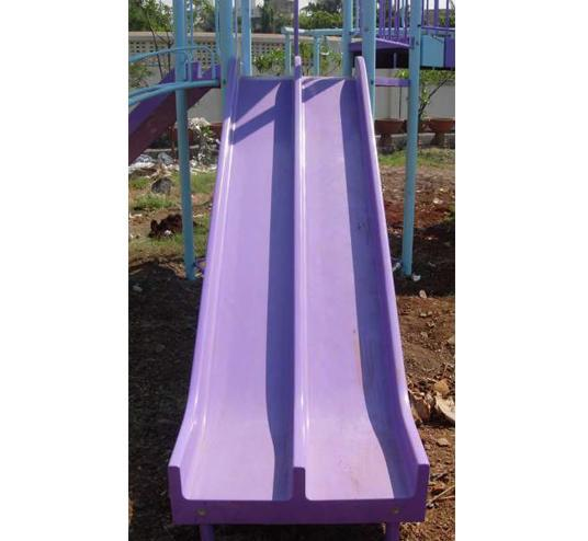 FRP DOUBLE SLIDE