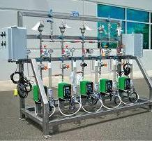 Manual Chemical Dosing System