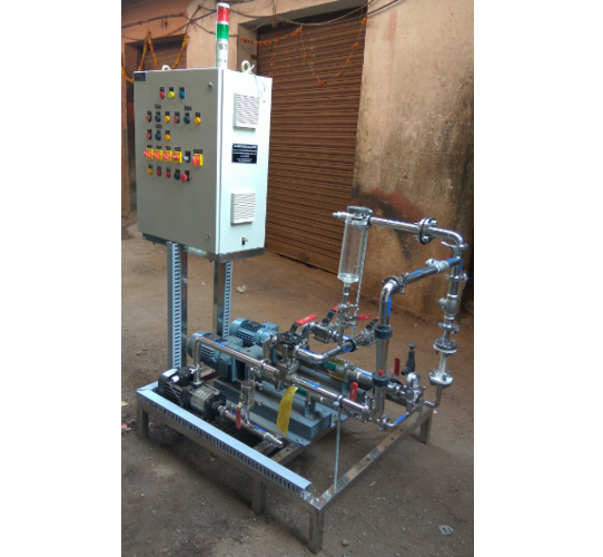 Fully Automatic Chemical Dosing System