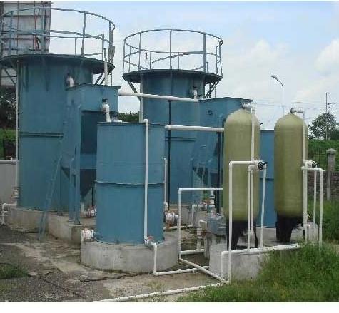 Automatic STP Plant