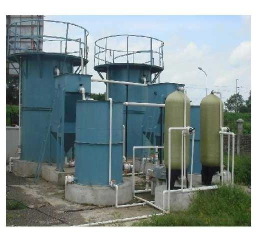 Semi-Automatic STP Plant
