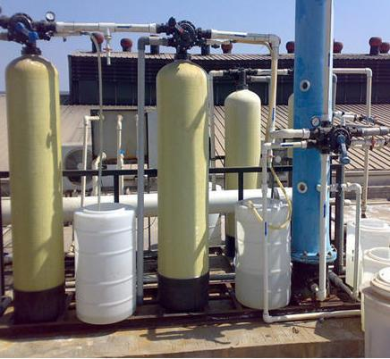 Automatic DM Water Treatment Plant