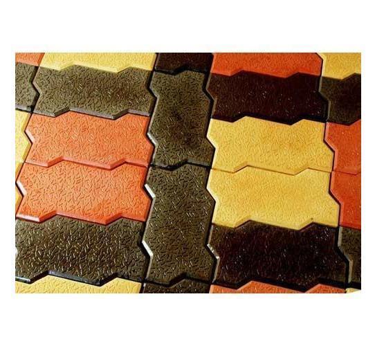 Glossy Paver Blocks