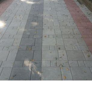 Sand Finish Parking Paver Blocks