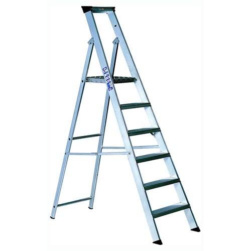 Folding Aluminum Ladder