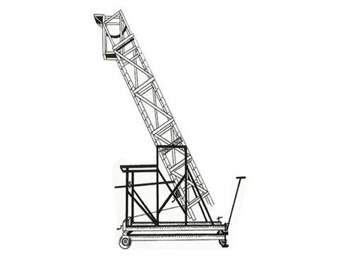 Tilting Tower Ladder