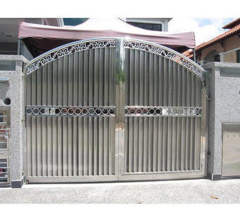 Wall Compound Main Gate