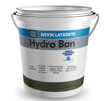 Laticrete Hydro Ban Chemical