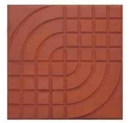 Matt Chequered Tile