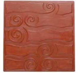 Designer Chequered Tile