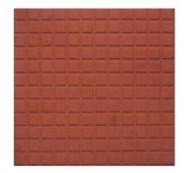 Colored Square Chequered Tile