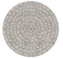 Circle Paver Block