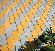 Zigzag Paving Blocks