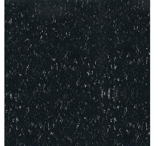 Stud Black Vinyl Flooring