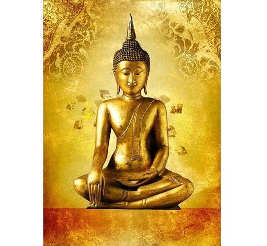 Buddha Printed Tile
