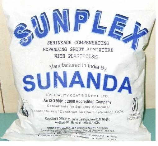 Sunplex Grout Admixture