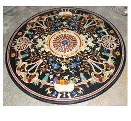 Marble Decorative Dining Table Tops