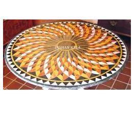 Makrana Stone Inlaid Table Tops
