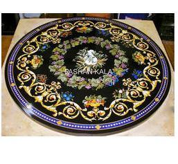 Stone Inlaid Table Top