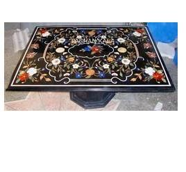 Marble Inlay Table Tops