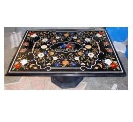 Rectangular Marble Table Tops