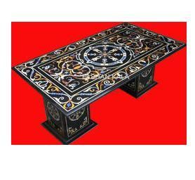 Black Marble Dining Table Tops