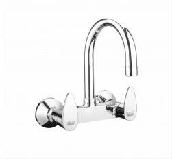 Sink Mixer With Regular Swinging Spout