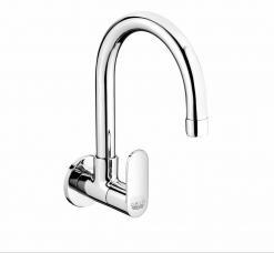 Sink Cock With Regular Swinging Spout