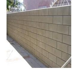Compound Wall of AAC Blocks