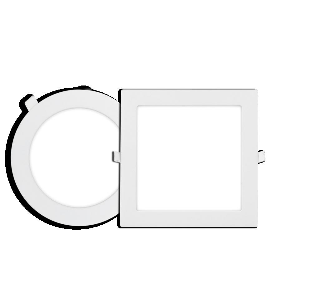 18W Ultra Slim Panel Lights