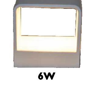 6W Wall Lights