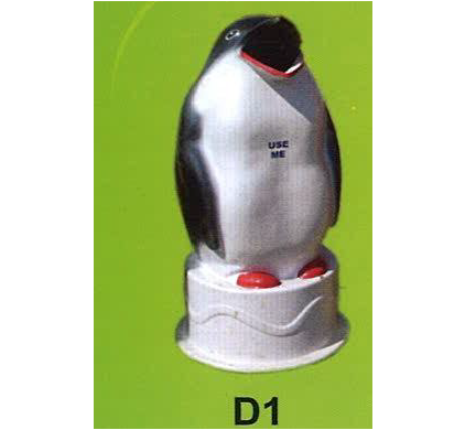 Penguin Dustbin