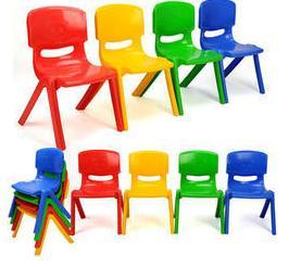 Play School Plastic Chair