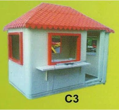 FRP Cabin